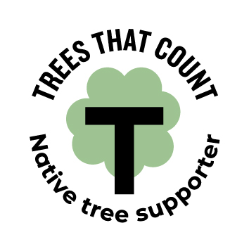 We support Trees That Count